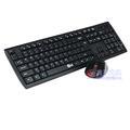 E元素E-710黑色套装键盘
