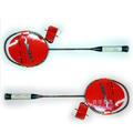 剑牌V09羽毛球拍(一体)