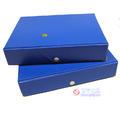 凤江A800档案盒/有孔有夹 天蓝6CM
