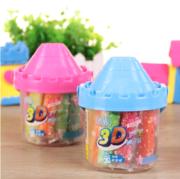 智高DD-5023 3D胶泥  12色