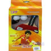 729-2040乒乓球拍(带拍套)