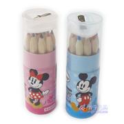 真彩D233012彩色铅笔12色(小桶装)