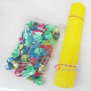 气球杆(套) (嘴和杆各100个)