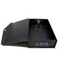 凤江F088B/F088B特大档案盒 有孔 8CM