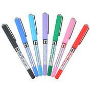 白雪159中性笔/红色 0.5 走珠笔