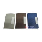 高级名片盒/弧形(彩色) 318